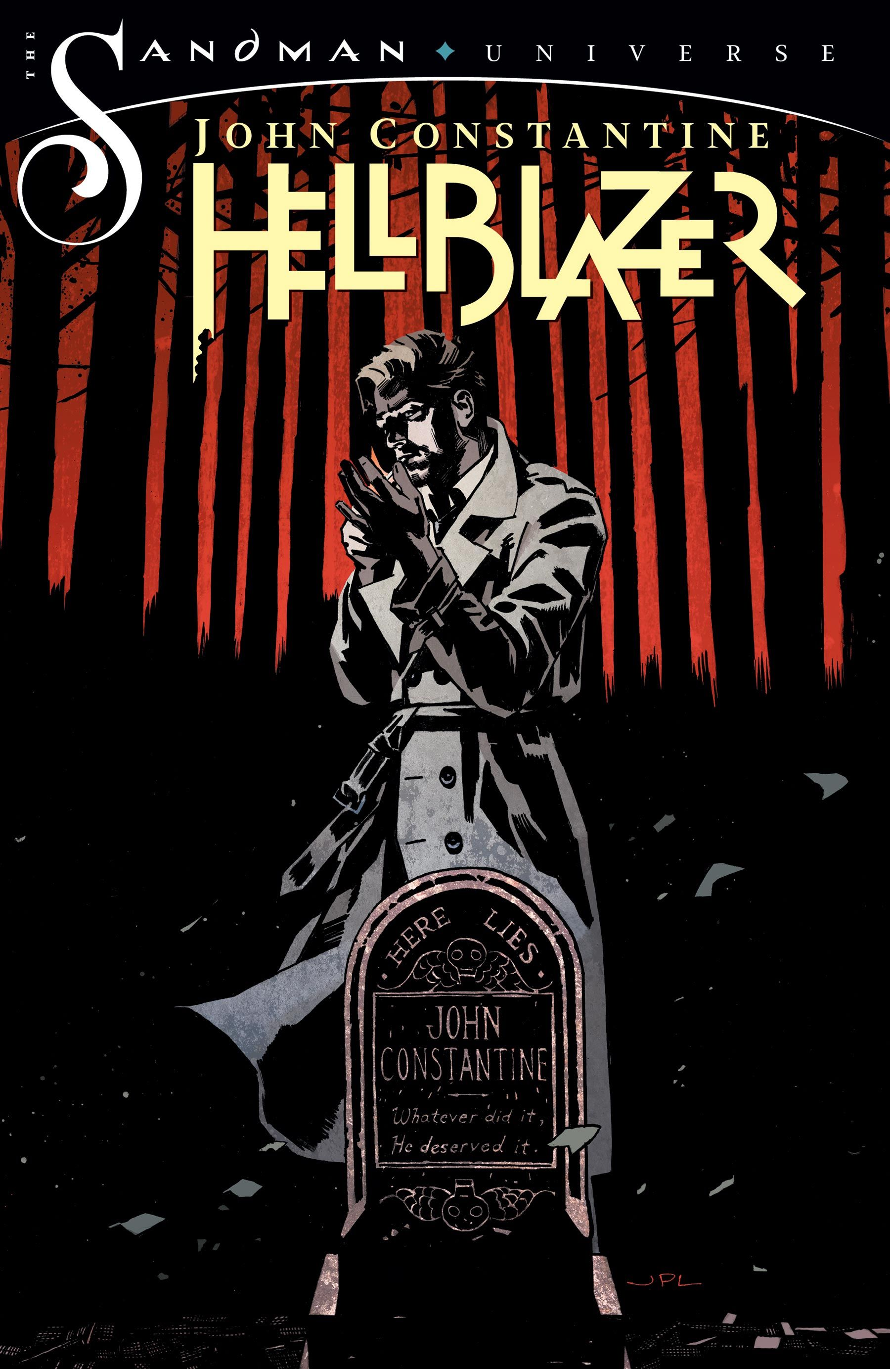 John Constantine Joins The Sandman Universe This Fall