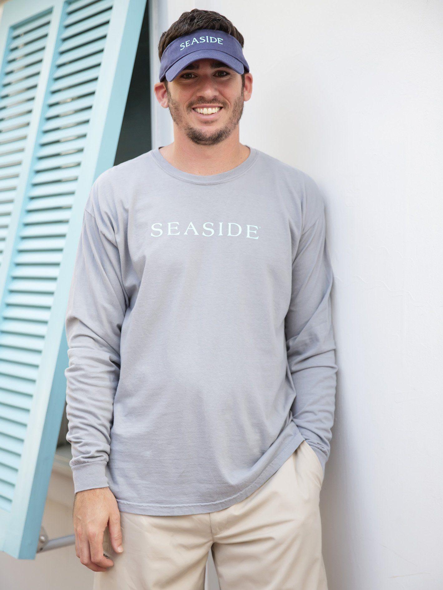 Granite Longsleeve Unisex Seaside Tee In 2021 Long Sleeve Tshirt Men Sweatshirt Fabric Long Sleeve [ 1893 x 1420 Pixel ]