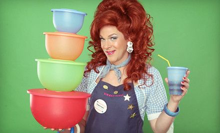 20 To See Pittsburgh Clo S Dixie S Tupperware Party At The Cabaret At Theater Square Up To 44 75 Value Tupperware Creative Food Theatre Reviews