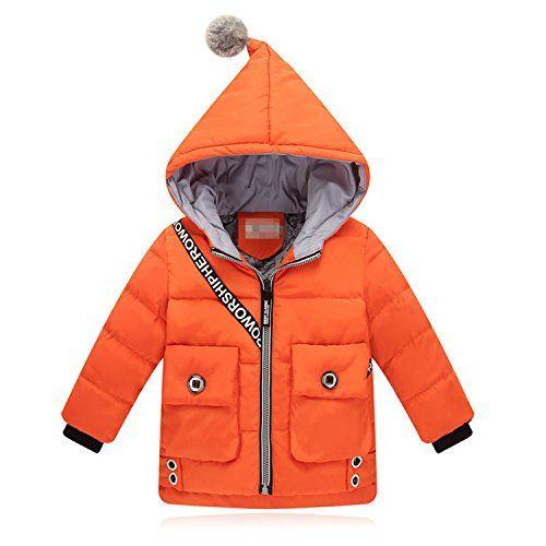 b24c0119a44a David Nadeau Winter Girls Coats New Children Jackets Kids Coats ...