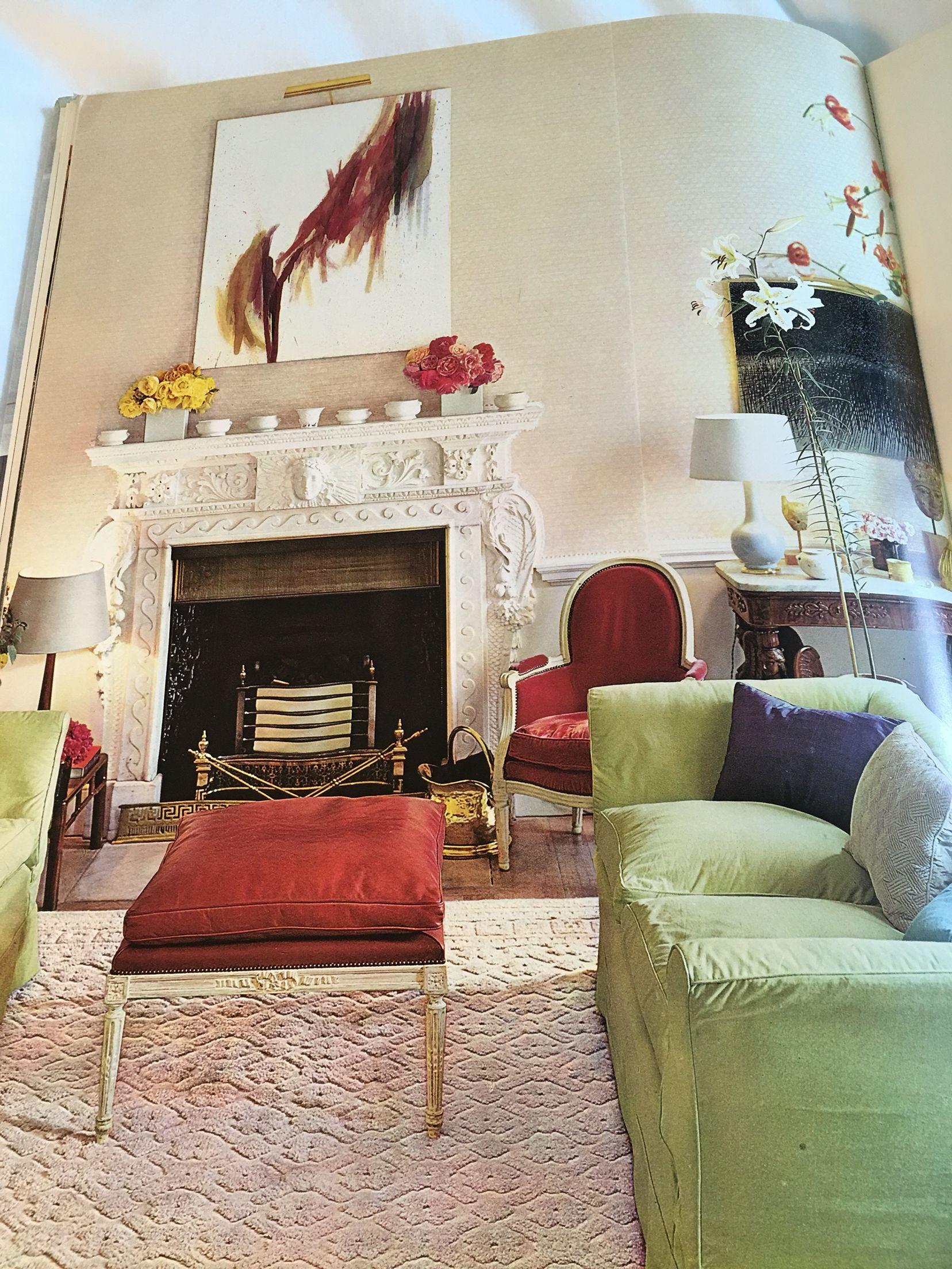 Pin by Ann Andrews on David Hicks   Home decor, Decor ...