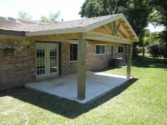 Patio Cover Contractor Company In Houston