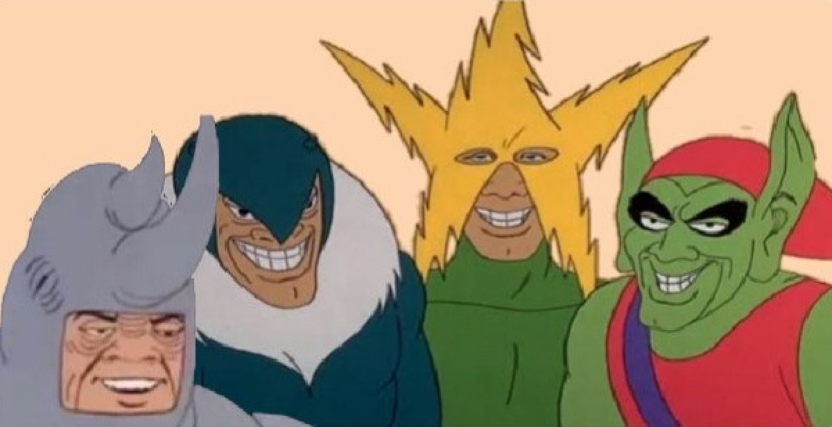 Me And The Boys Boy Meme Meme Template Funny Memes