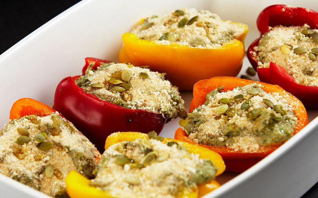 Find this Perfect Stuffed Peppers Viii recipe and over a million other food and drink recipes at www.reciping.com