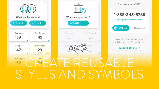 Create Reusable Styles And Symbols Improve Yourself Seo Digital