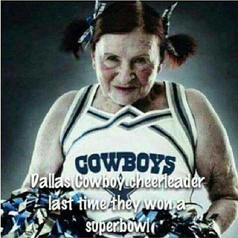 Dallas Cowboys Win Memes >> I love the cowboys but this is funny Dallas Cowboy Cheerleader lol | America's Team | Pinterest ...