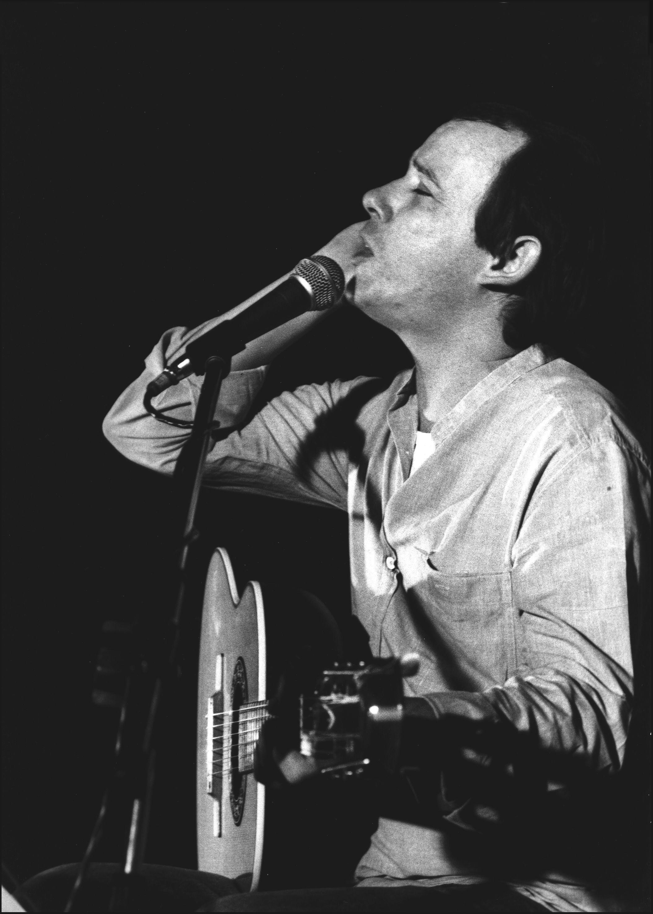 Silvio Rodríguez Retratos Famosos Foto Musica Cantautores