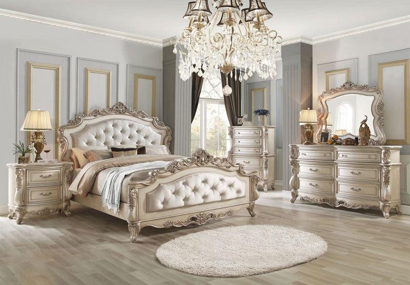 gorsedd elegant bedroom set in