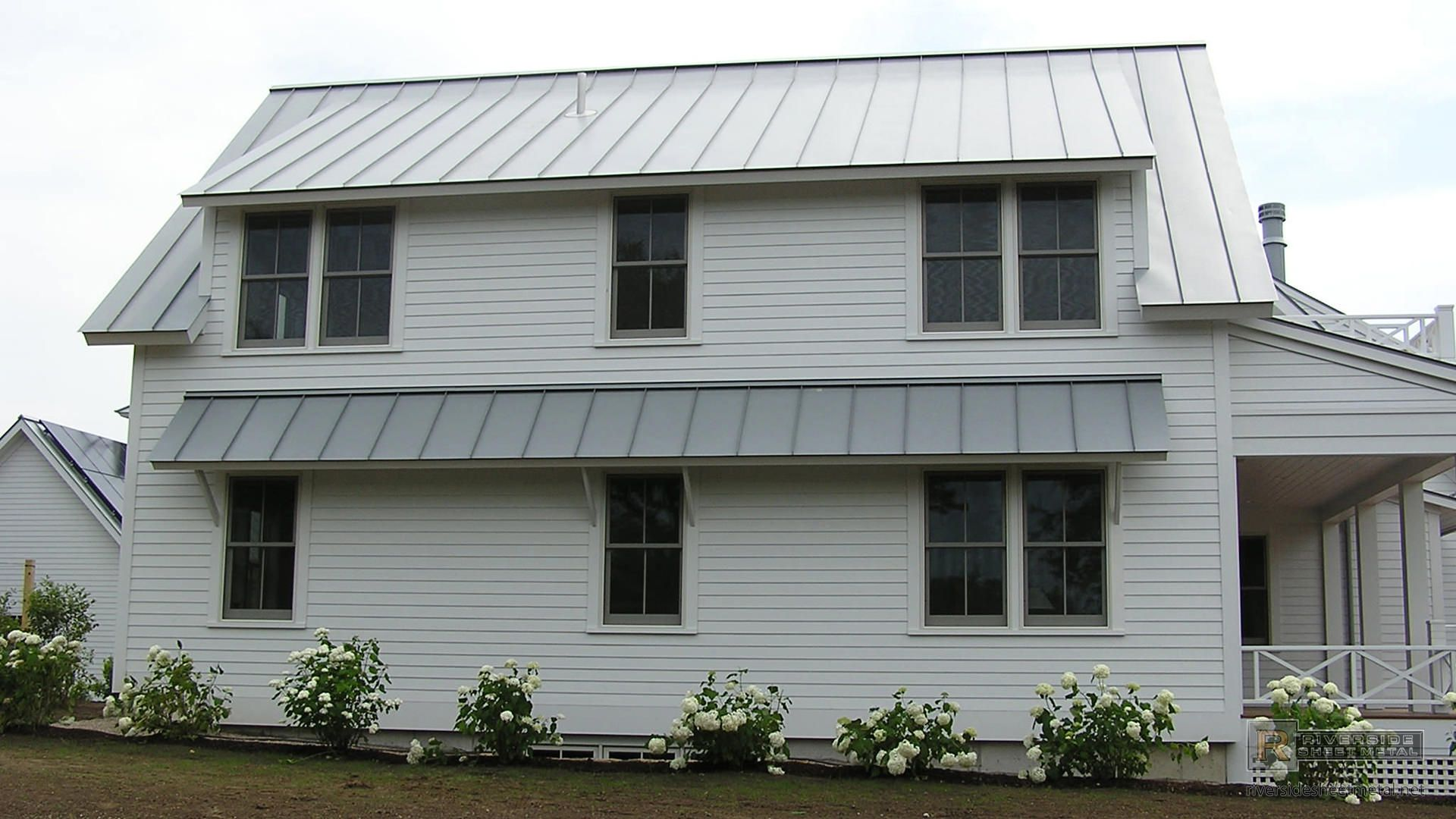 Dove Gray Standing Seam Metal Roofing Panels Metal Roof Standing Seam Metal Roof Aluminum Roof Panels