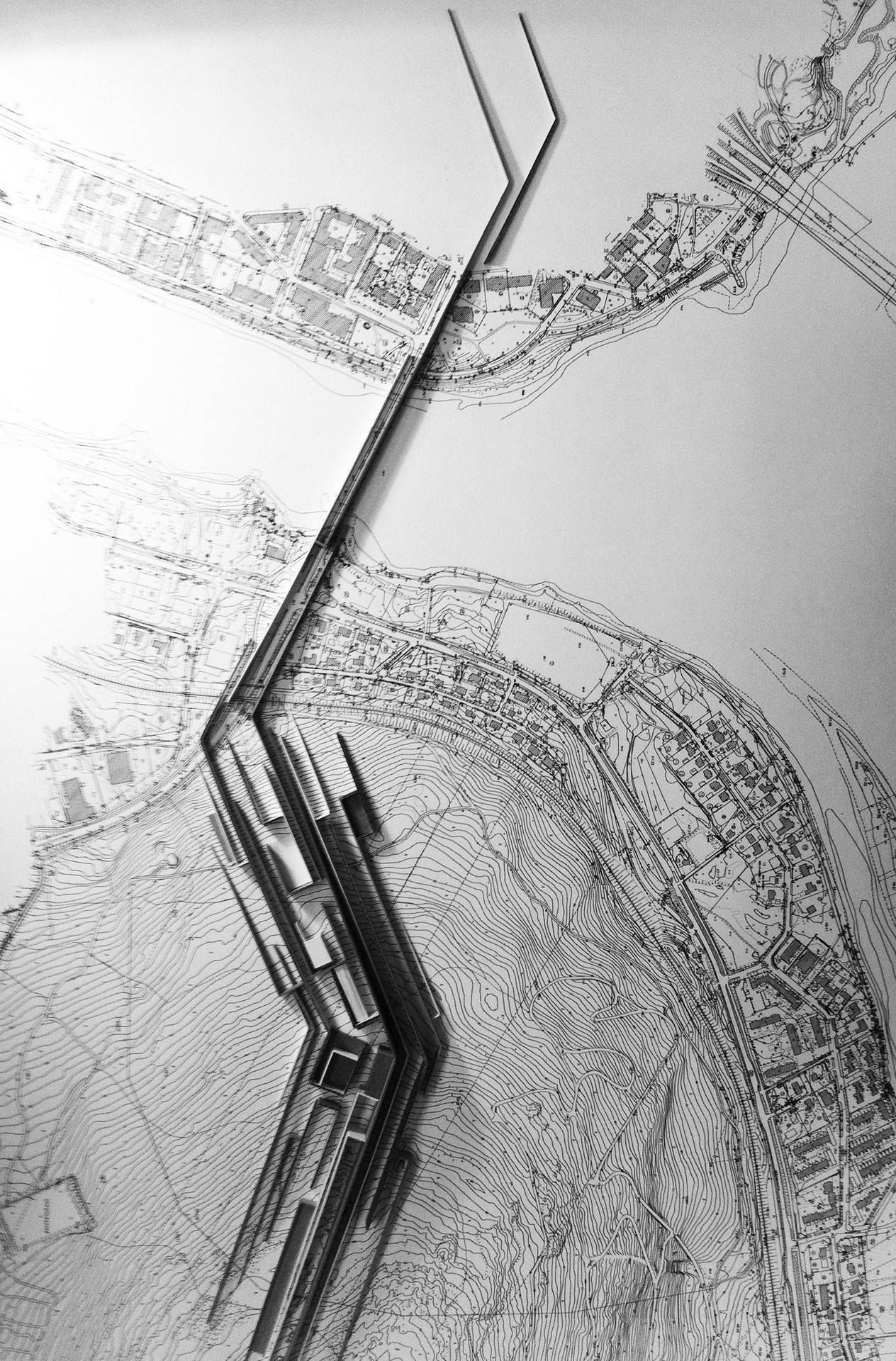 Architecture Drawing 500 Days Of Summer tumblr_mg6fuwtzfk1s0jflmo1_1280 (1264×1920) | drawing