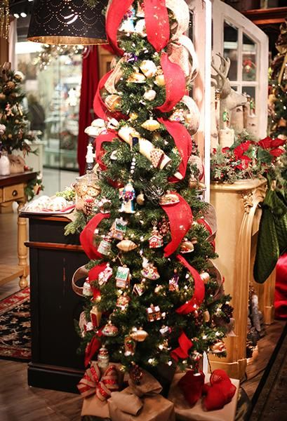 How to Put Ribbon on a Christmas Tree the Right Way | Cool ...