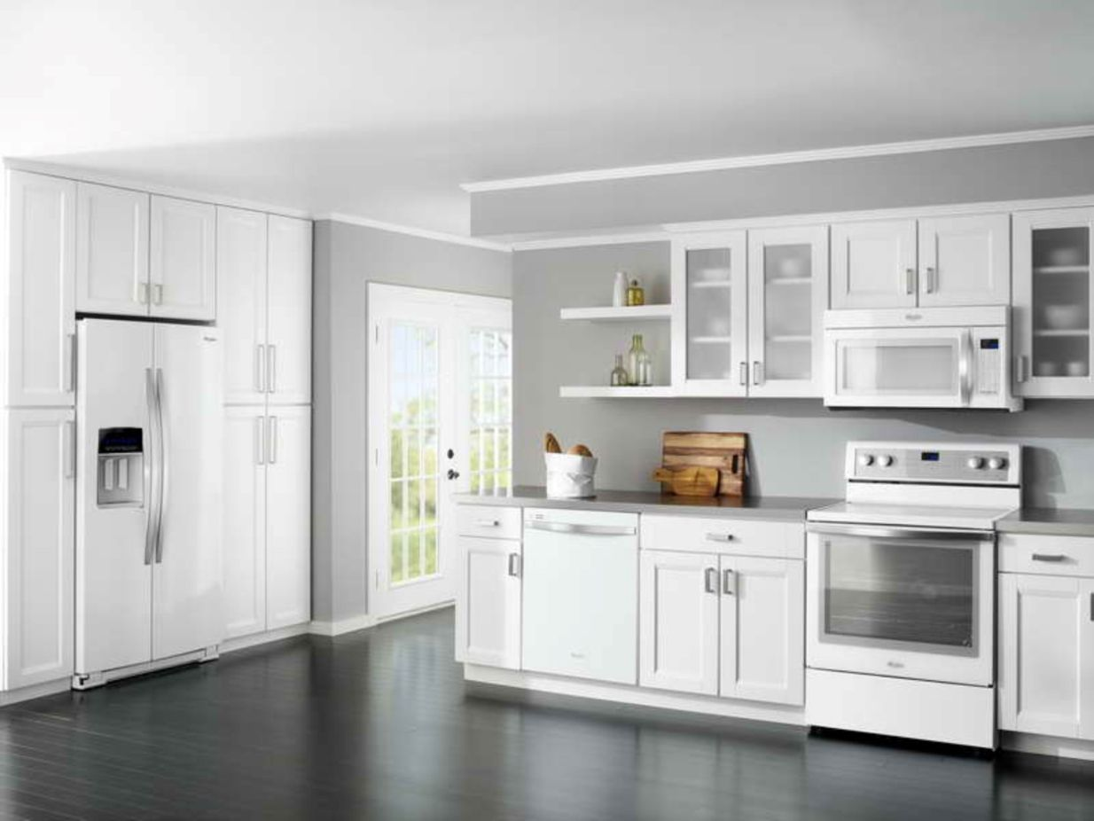 The Unique Modern Kitchen Cabinet Colors Best White Kitchen
