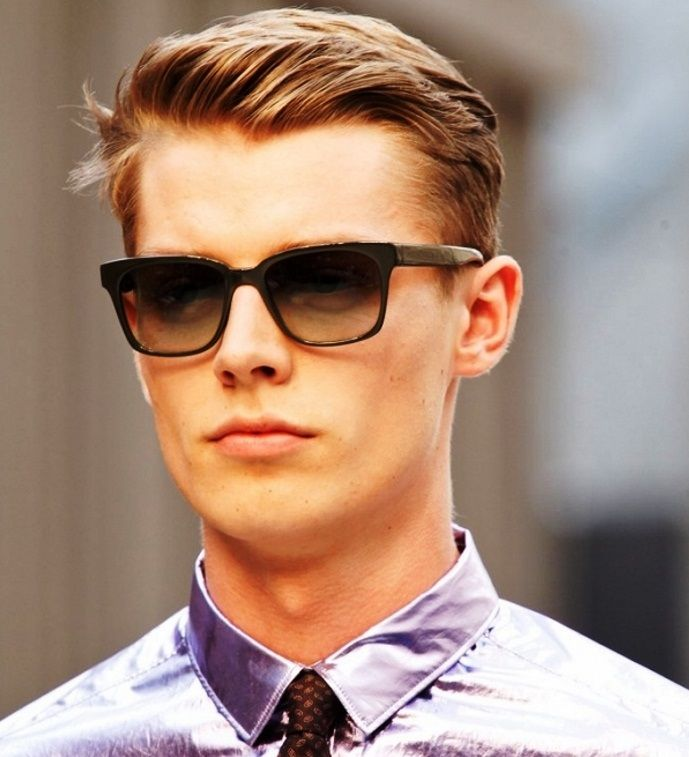 100 Most Fashionable Gents' Short Hairstyle In 2016 (From short, Medium to long)