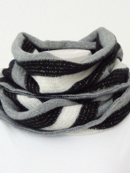 Knitted scarf  di glaris-design su DaWanda.com