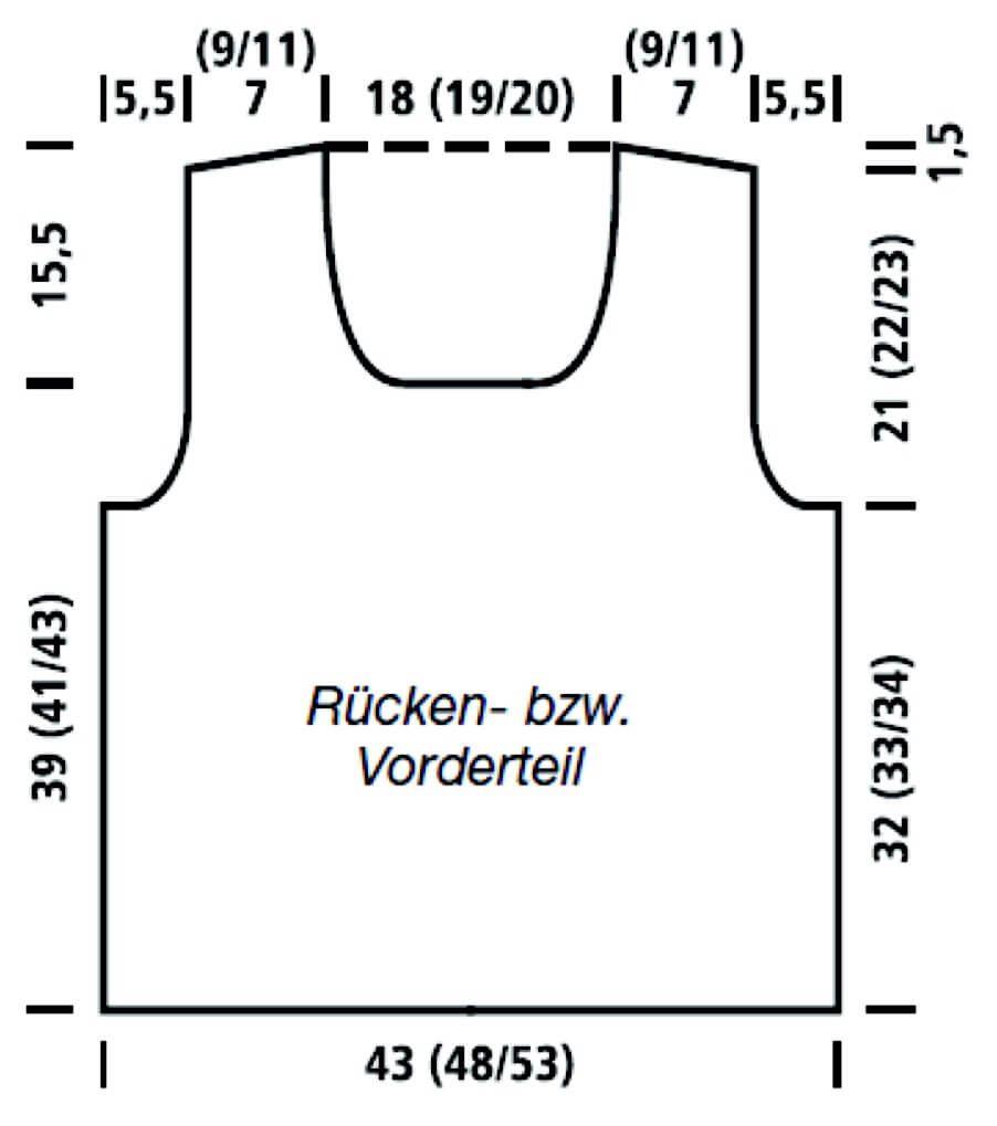 Photo of Einfach zu strickendes Damen-Top