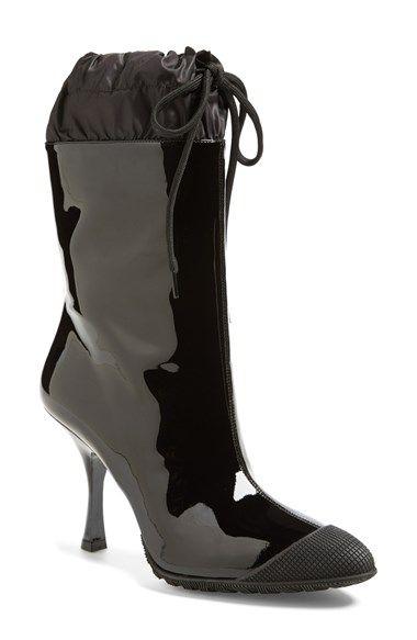 47cdff76866c Miu Miu Pointy Toe Rain Boot (Women) available at  Nordstrom