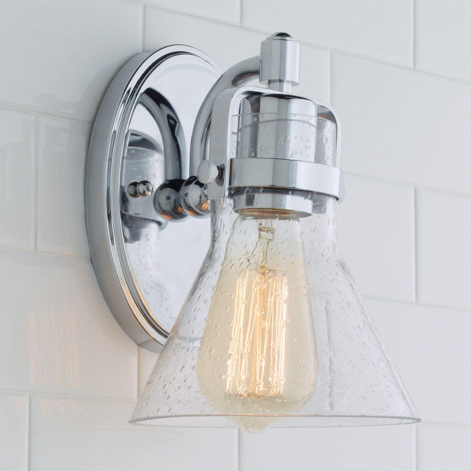 Coastal Flair Sconce With Images Sconces Filament Bulb Lighting Modern Sconces