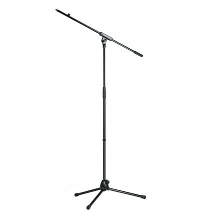 Konig Meyer 21070 Single Section Boom Microphone Stand Black Sound Centre Acoustic Guitar Amp Microphone Stands Microphone