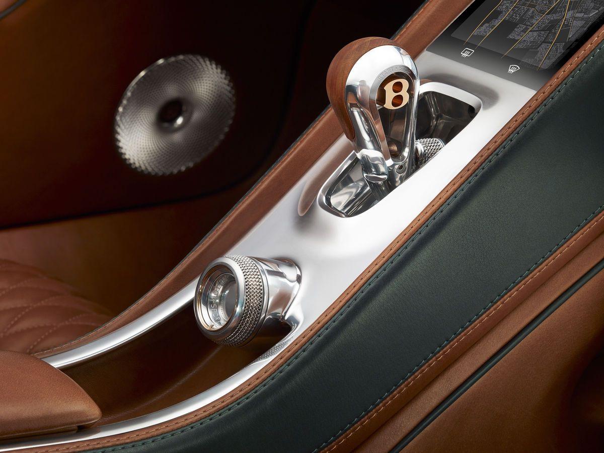New Bentley EXP 10