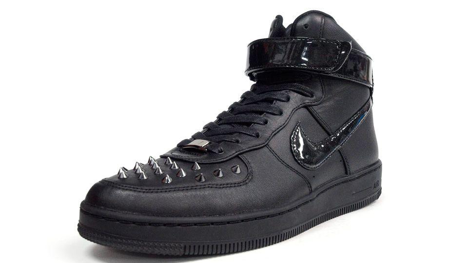Christian Louboutin vs. Nike Air Force