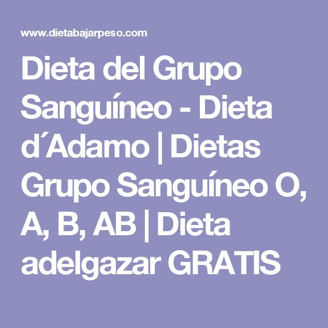 dieta del grupo sanguíneo b para bajar de peso