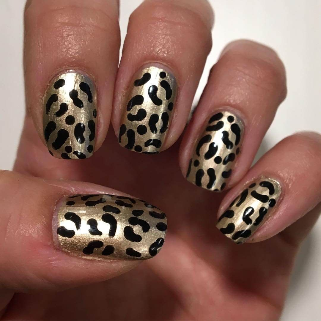 Leopard nail art designs and ideas 2017 styles art nails leopard nail art designs and ideas 2017 styles art prinsesfo Choice Image