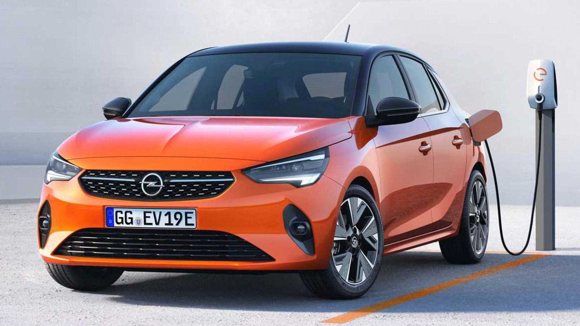 9 Wallpaper Opel Electric Car 2020 In 2020 Opel Corsa Vauxhall Corsa City Car