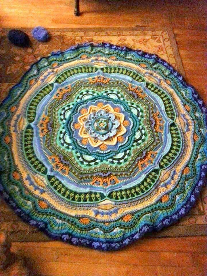 Mandala Madness Pattern By Helen Shrimpton Mandalas Pinterest