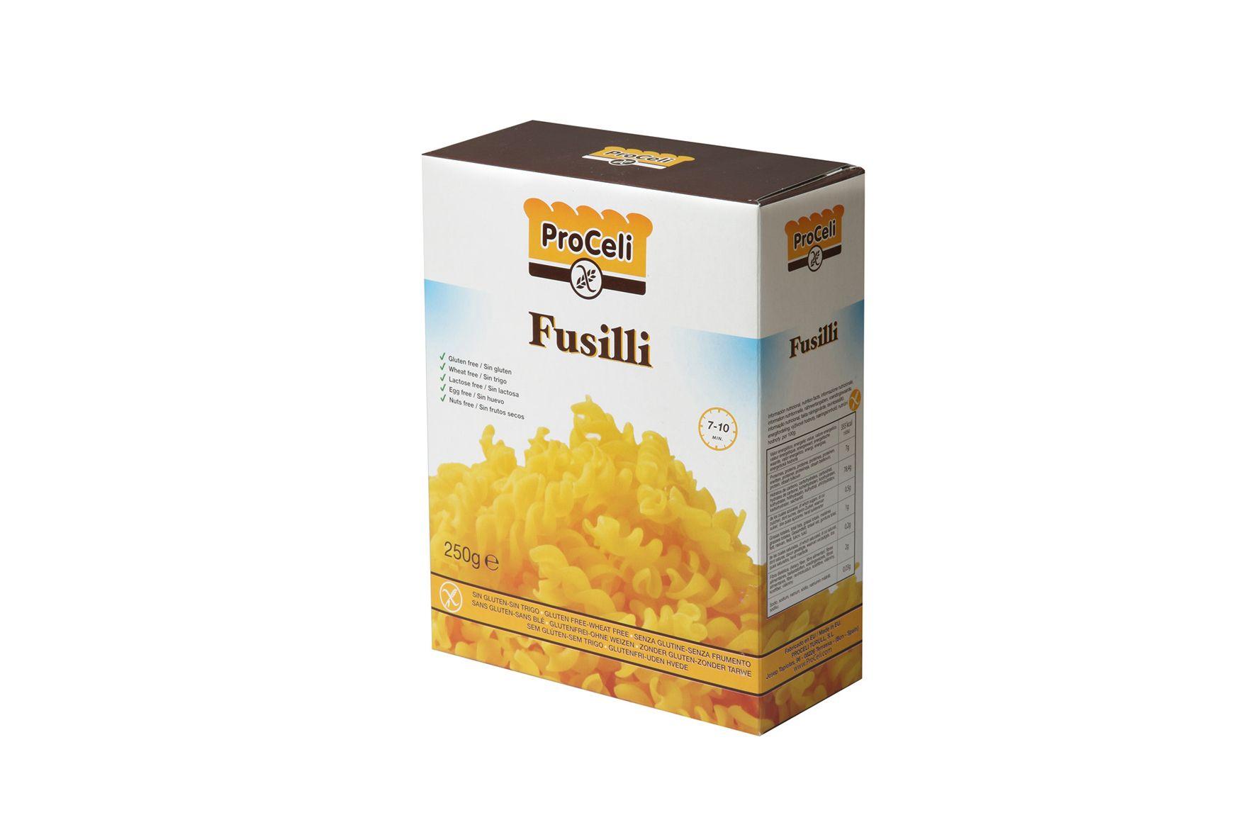 pasta uden gluten
