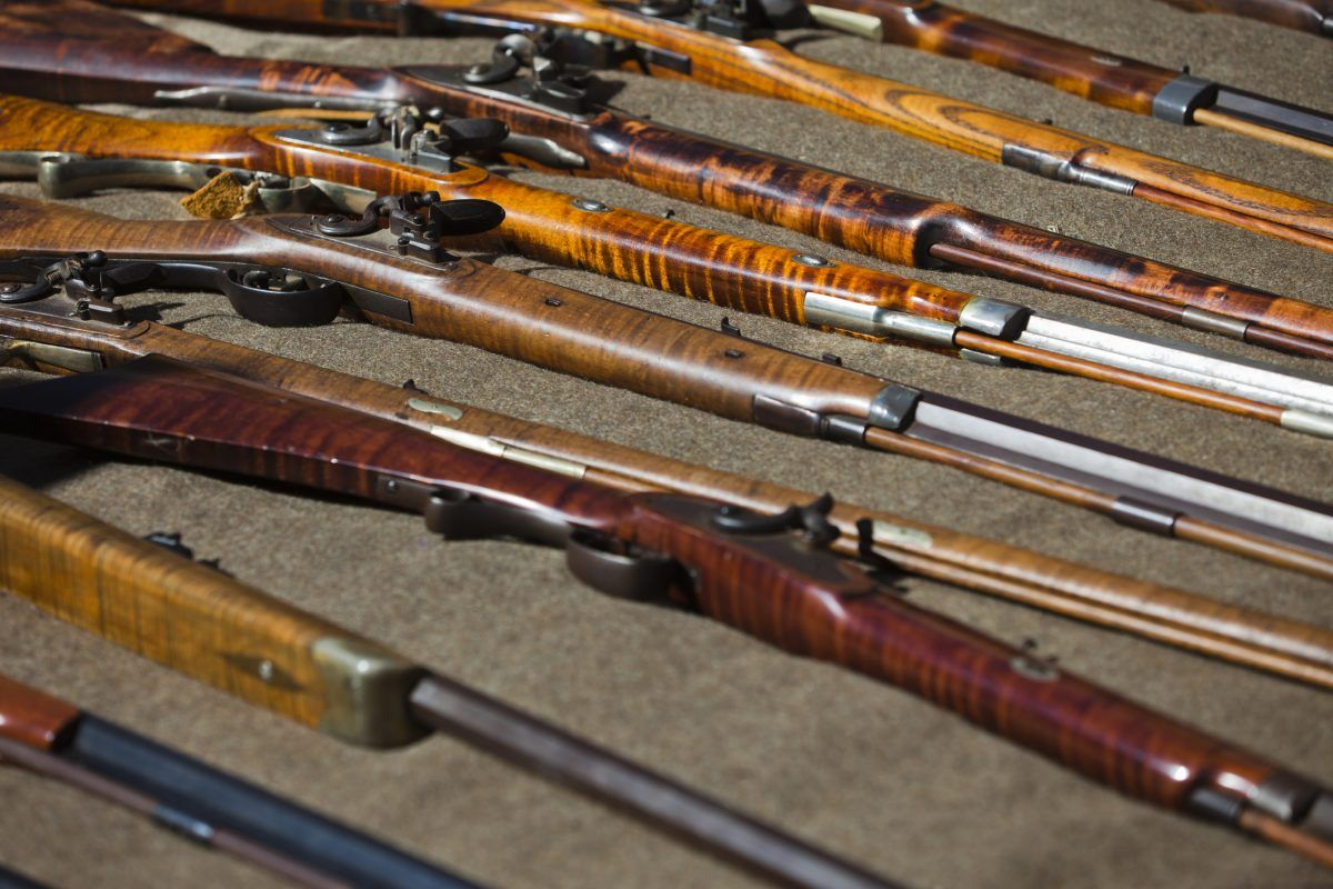 Estate Sale Dangers and Liabilities Guns, Law abiding