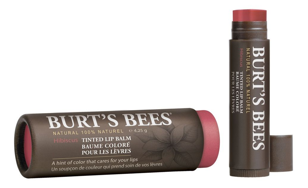 Burts Bees Tinted Lip Balms - Lovely Girlie Bits