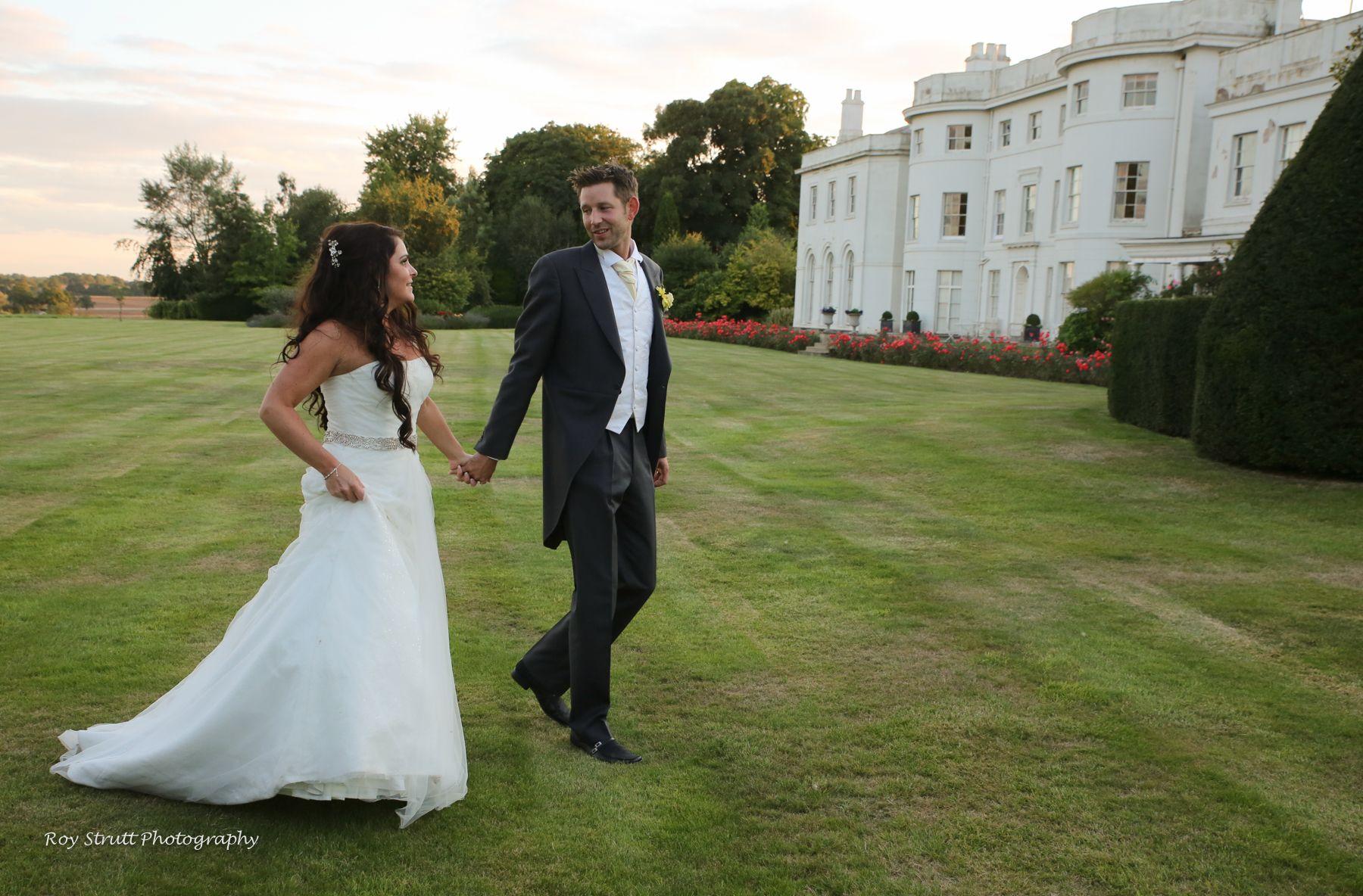Blake Hall Weddings Ongar Roy Strutt Photography