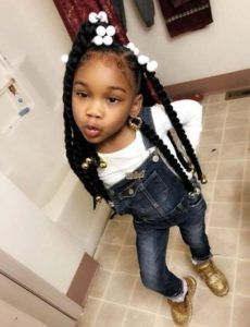 35 Natural Hairstyles For Black Girls Baby Girl Hairstyles