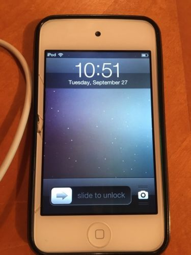 Apple iPod touch 4th Generation Black (16 GB) https://t.co/qU2m2g3C2V https://t.co/oMY5Qtb0zT