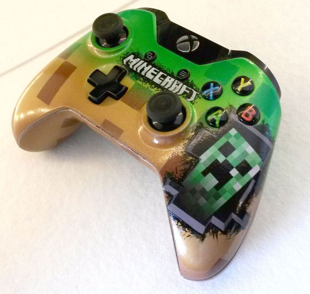 Custom xbox one wireless controller complete one of a kind