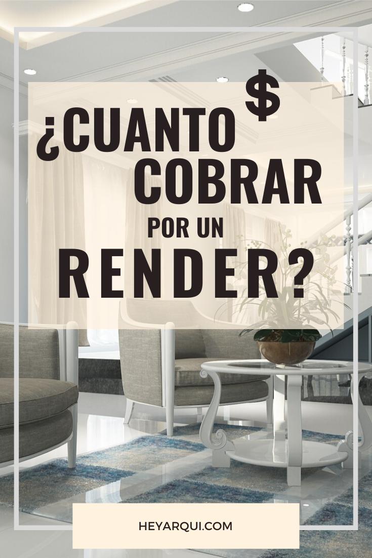 Cuanto Cobrar Un Render Diseño Portafolio Arquitectura Arquitectura Online Programa Arquitectura