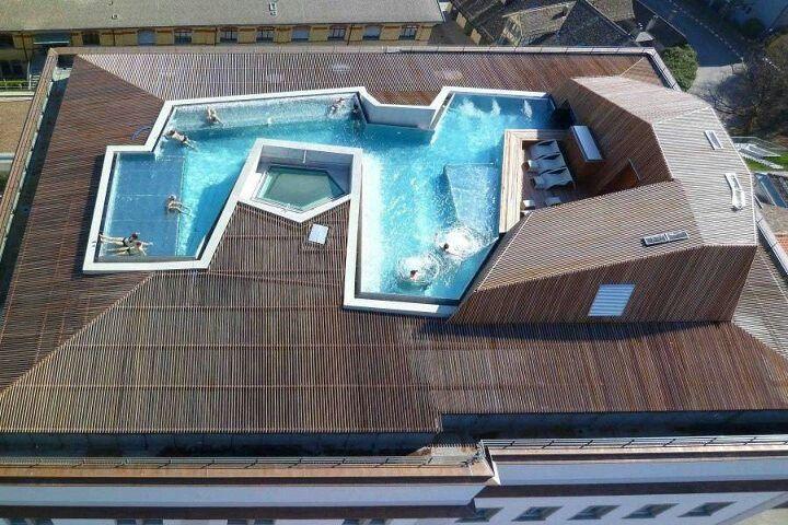 B2 Boutique Hotel by Althammer Hochuli Architekten
