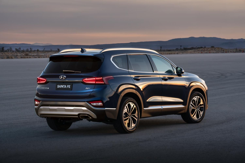 2020 Hyundai Santa Fe N Diesel, Release Date, Redesign, Price >> New Hyundai Santa Fe 2020 Redesign Car Image Wallpaper New