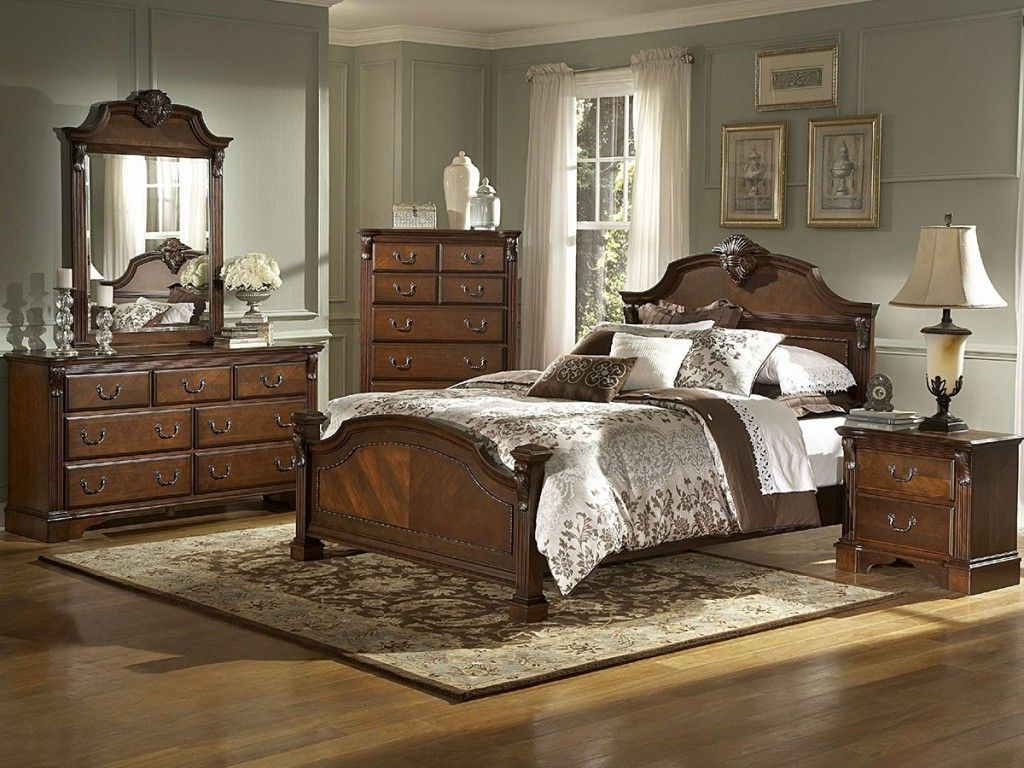 Best King Size Bedroom Sets Clearance Broyhill Bedroom 640 x 480