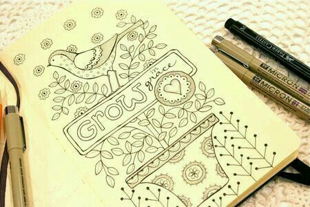 Beautiful Simple Line Art : Creativity club you can make beautiful drawings with a simple
