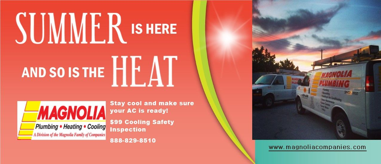 Are You Ready For The Summer Heat We Repair And Replace All