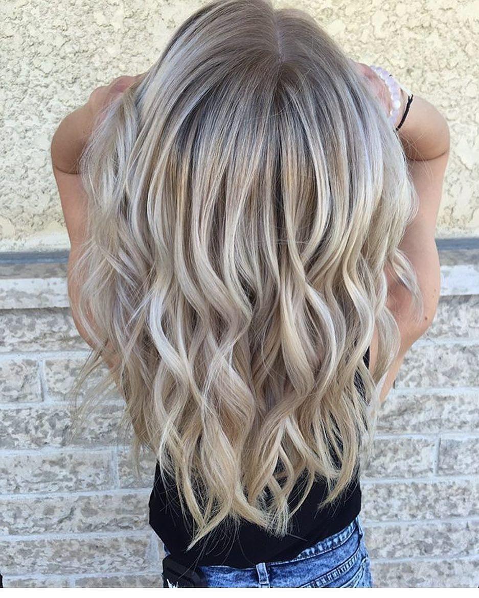 beach wave perm hairstyles