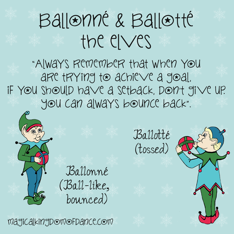 Intoducing Ballonné and Ballotté the Elves  Tip and Files for dance teachers and dance studio owners using the Magical KIngdom of Dance Curriculum based on Twinkletoes and the Magical Kindgom of Dance Encyclopedia and the Alphamat