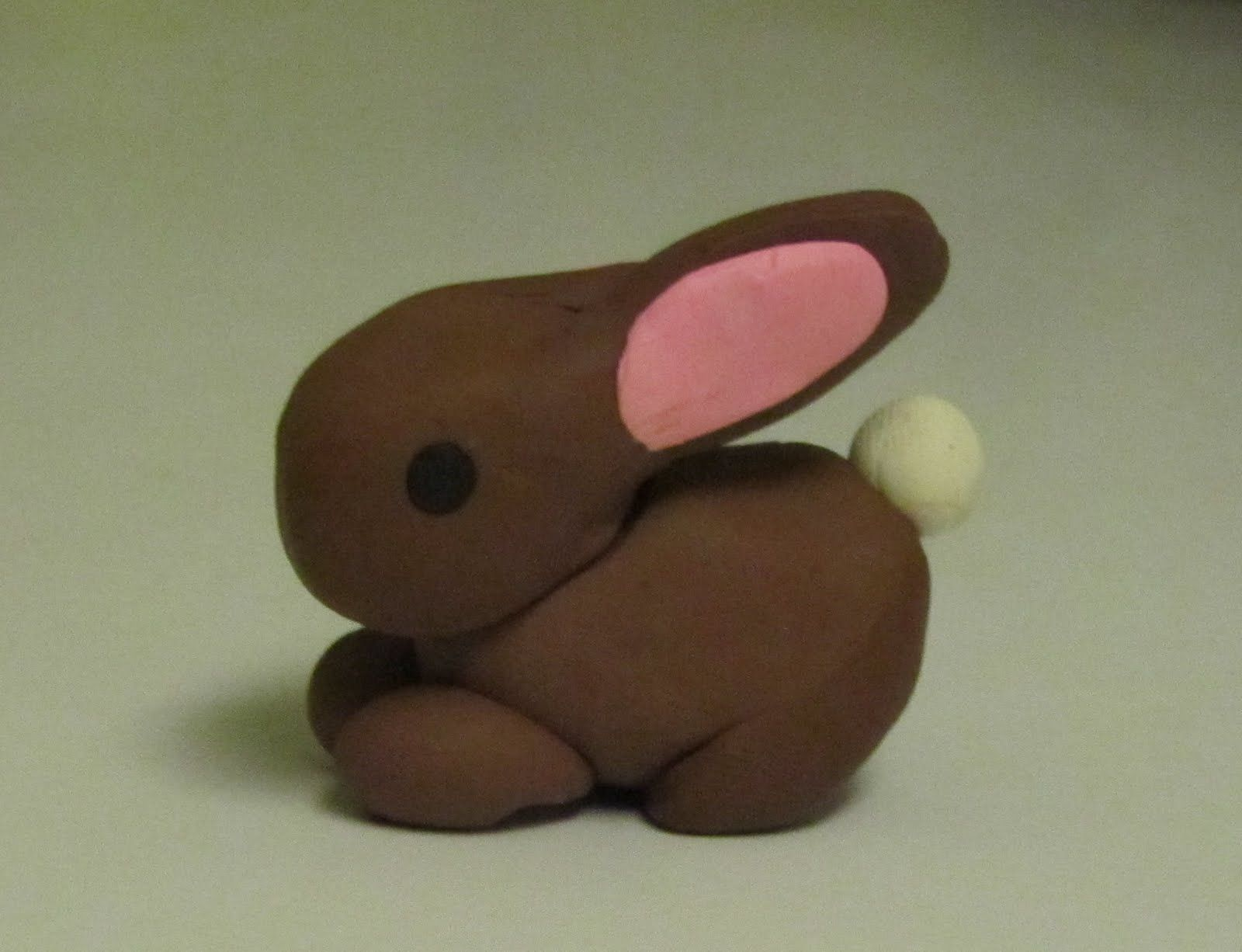Clay Animals Easy To Make Craft
