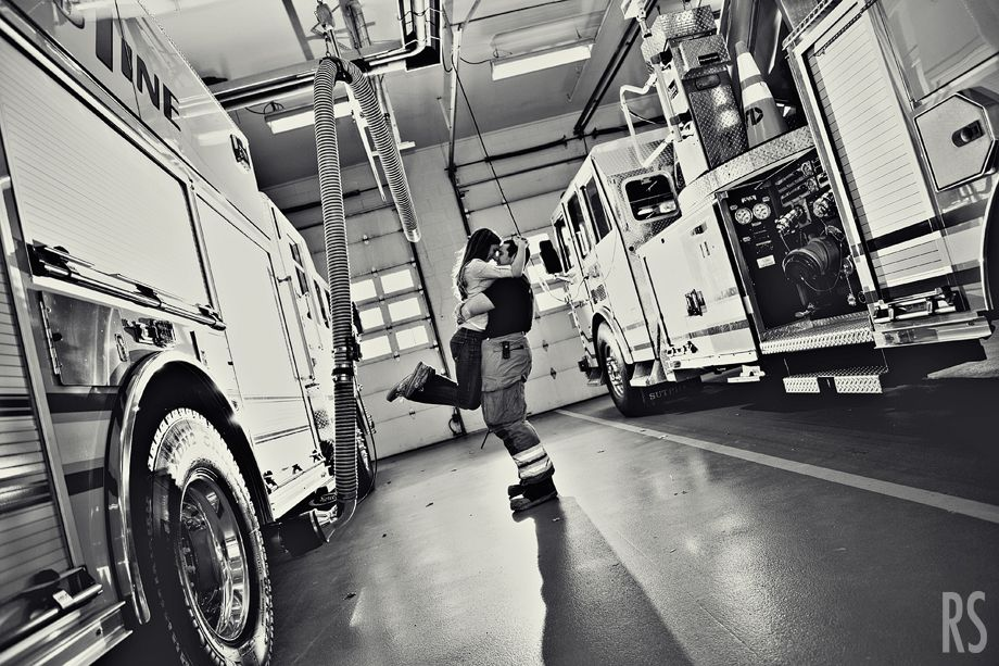 Fire station - estación de bomberos