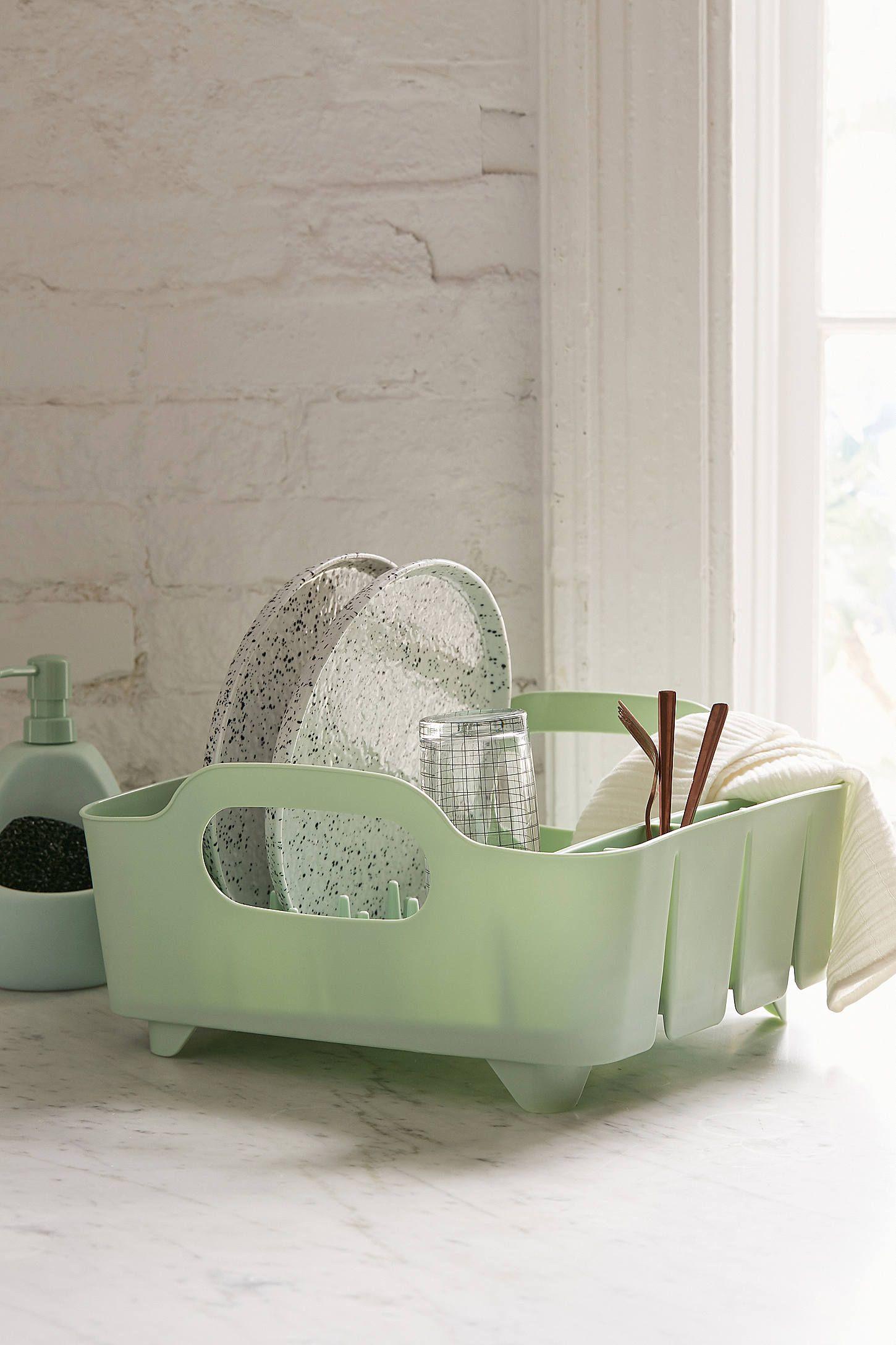 Tub Dish Drying Rack