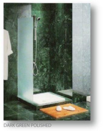 Green Marble Tile Bathroom - Techieblogie.info  Dark Green Marble