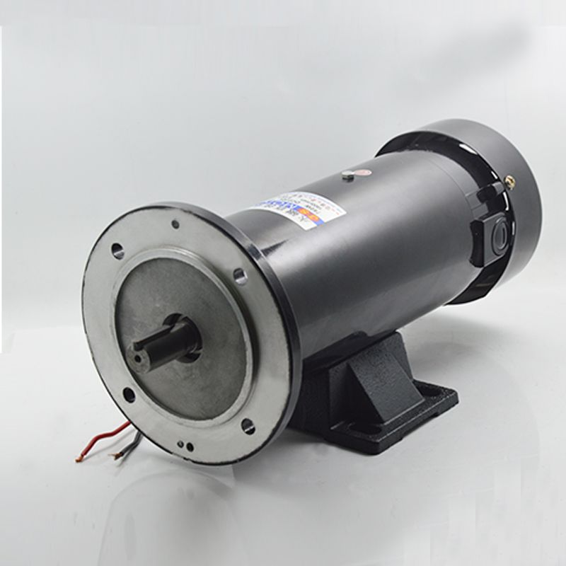 Dc 220v 750w Zyt 23 Permanent Magnet High Power Dc Motor Mechanical Equipment Power Tool Accessories Power Tool Accessories Generators For Sale Dc Motor