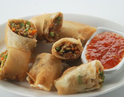 Vegetable spring rolls by sanjeev kapoor note adding baby shrimps vegetable spring rolls by sanjeev kapoor note adding baby shrimps or scallops or both forumfinder Images