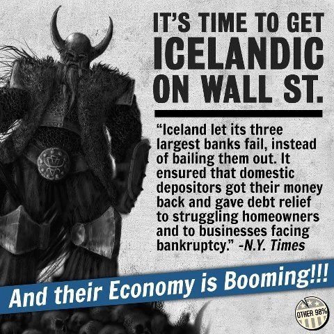 Let's Learn From #Iceland